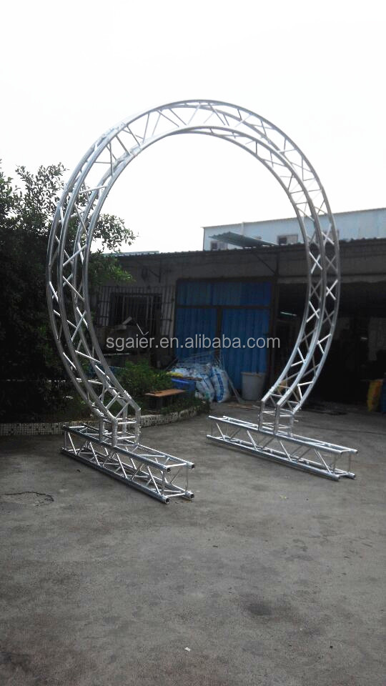 stage truss design stage event lighting flat steel aluminum roof truss design buy