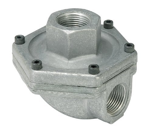Doors E32 AMERICAN GARAGE DOOR Aluminum Exhaust Port,Latching 3 In,2 In