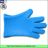 High quality FDA certificated ptrotective kitchen bbq silicone oven mitts