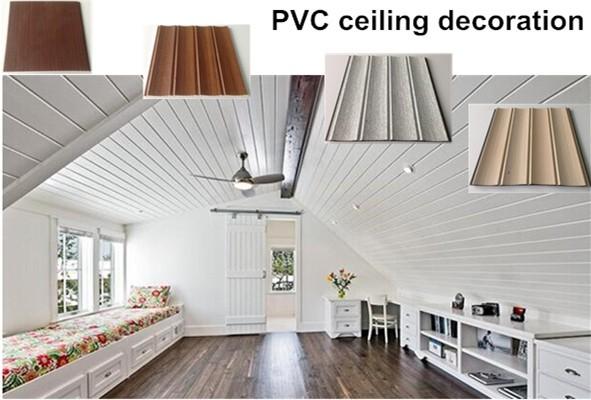 Pvc plafonds interieur decoratie voor badkamer bekleding pvc
