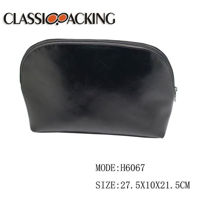Premium toiletry bag fashion makeup cosmetic bag pu