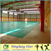 Indoor volleyball PVC synthetic sports flooring surfaces