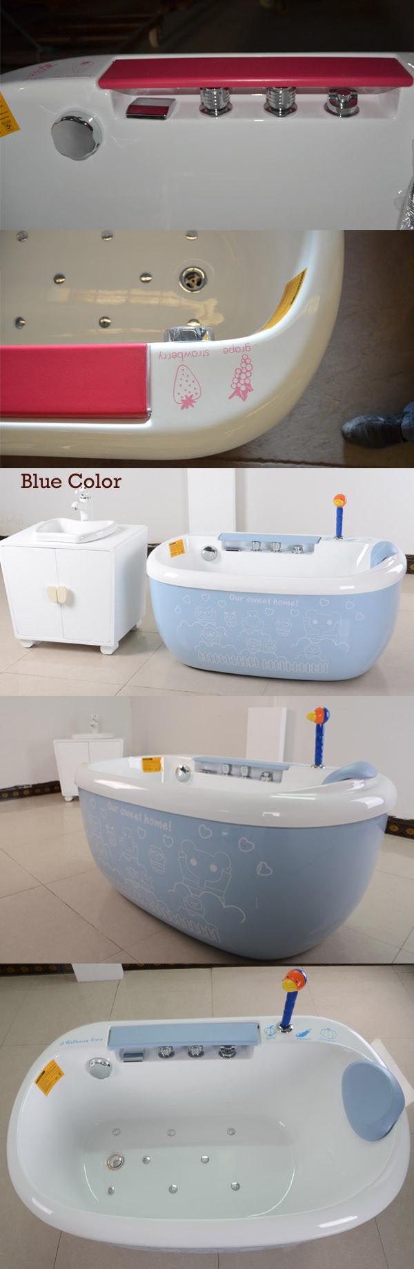 hs b01 child size freestanding baby bath tub buy. Black Bedroom Furniture Sets. Home Design Ideas