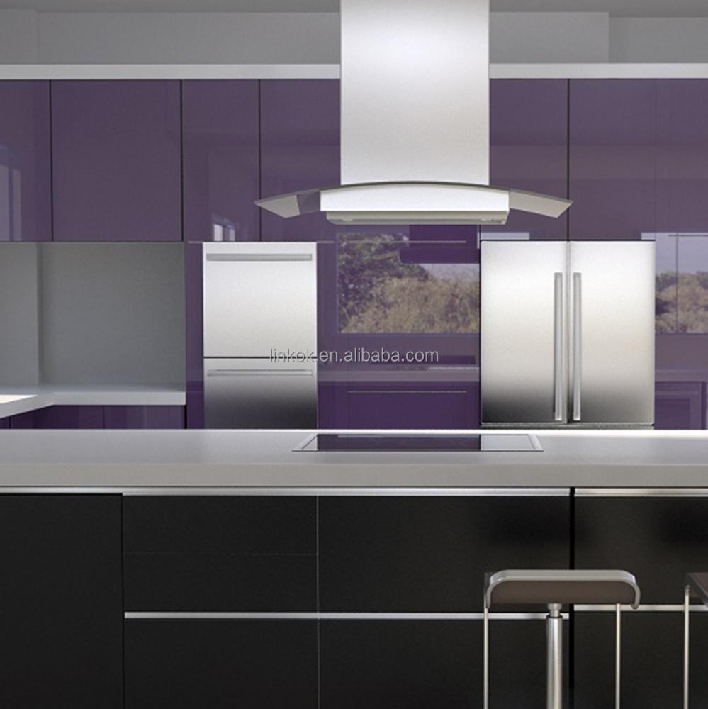 Flat Panel Door Uv Material Scratch Proof Kitchen Cabinet - Buy Flat Panel  Door Kitchen Cabinet,Uv Material Kitchen Cabinet,Scratch Proof Kitchen Door  ...