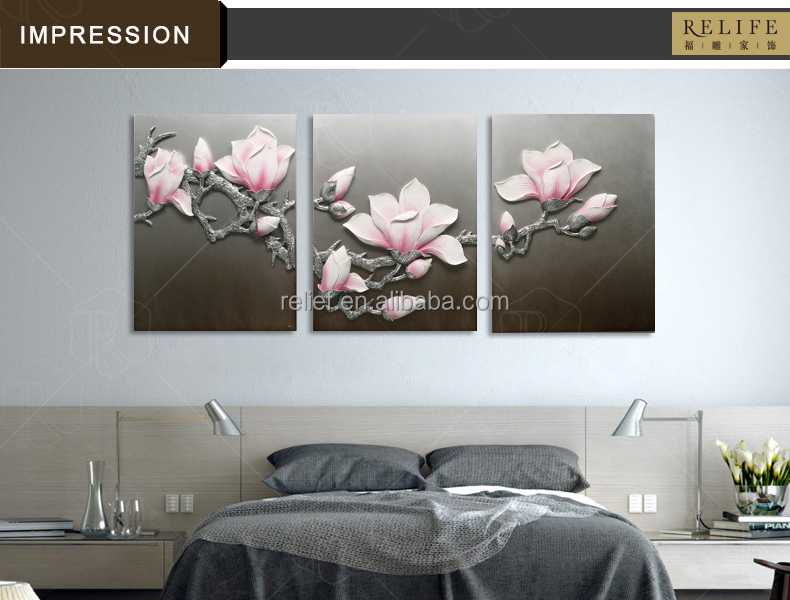 3D FOR DECOR WALL ART CANVAS tree metal wall art decor C8018