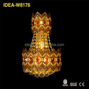W8176 wall washer lamp glass shades wall lamps led wall lamp indoor