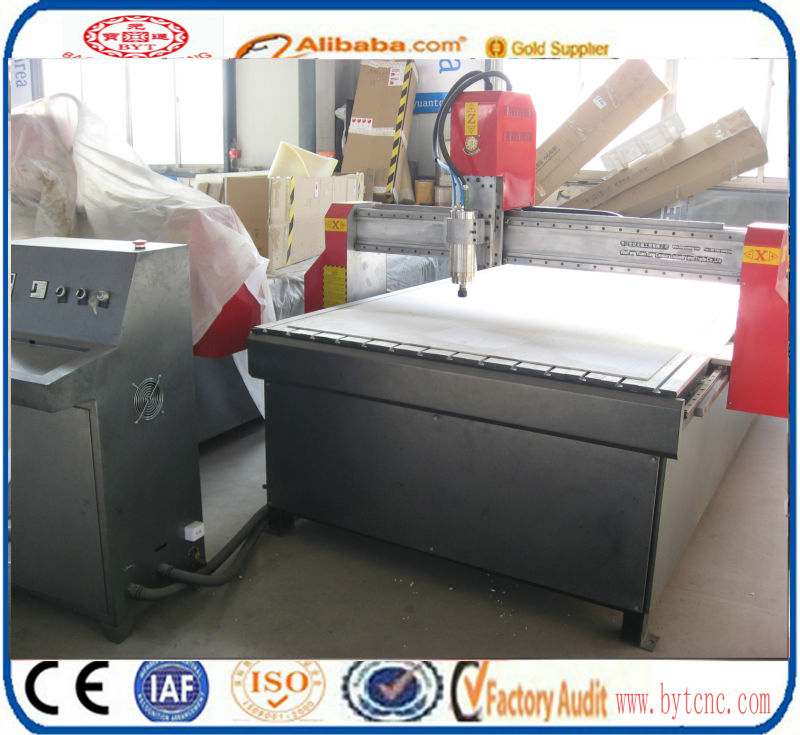 cnc router metal cutting machine/metal cnc router/pcb cnc router