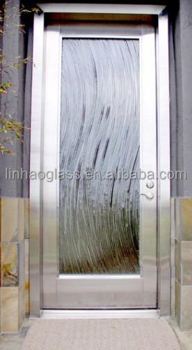 d coratif int rieur porte en verre d coratif verre pour