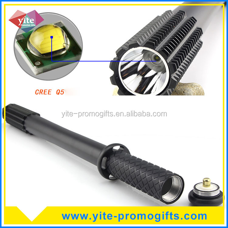 Wholesale high power style led tactical flashligh
