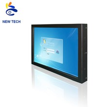 "32"" touch screen monitor capacitive for raspberry pi support water proof"