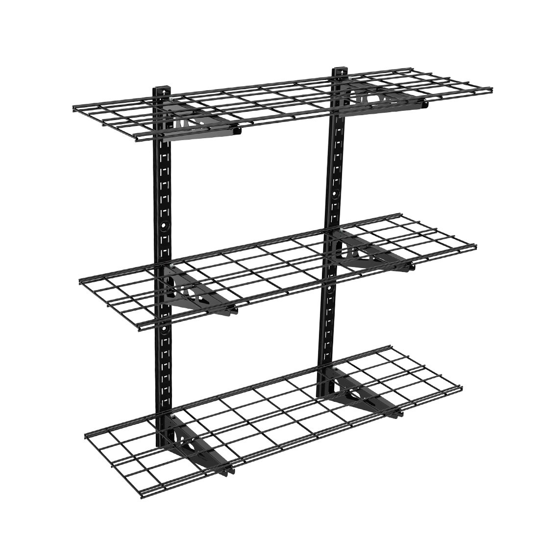 buy fleximounts universal tv cart vertically adjustable w dvd shelf Sony Trinitron 36 Inch fleximounts 3 tier storage wall shelves 1x3ft 12 inch by 36