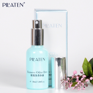 Pilaten foot sweat deodorant spray oem long lasting foot sweat deodorant spray