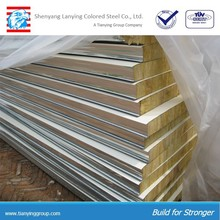high fireproof level sandwich panel for wall roofing