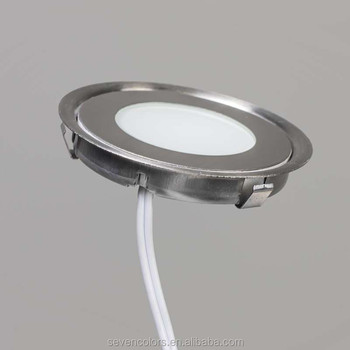 Recessed Floor Lighting 9mm Thin
