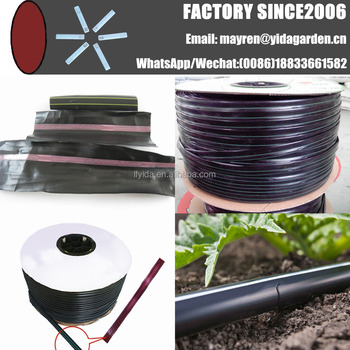 FREE SAMPLE greenhouse crops drip plastic tape