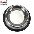 OEM Stainless Steel Colorful Pet Bowl Pet Feeder Dog Feeder