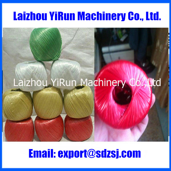 Small Size and Convenient Various Thread/Yarn/Film Ball Coiliing Machine in New Condition