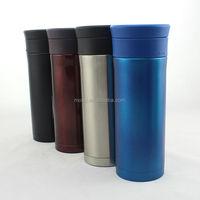 bachelor vacuum flask,vacuum flask air pot,metal body vacuum flask