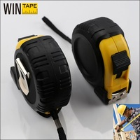 ABS rubber steel tape measure for 99 cent store promotion product