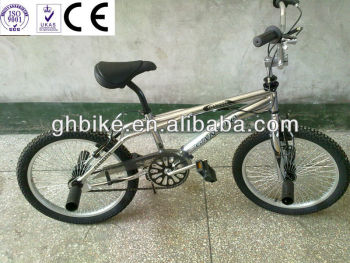 20 CE full CP Chrome frame freestyle bike