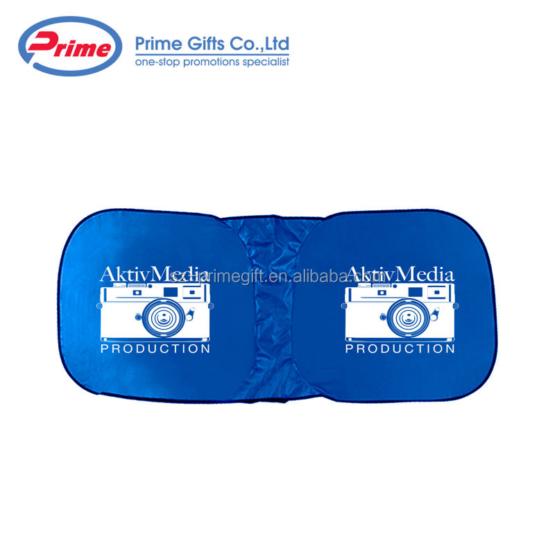 Custom Design Foldable Car Sunshade for Promotions
