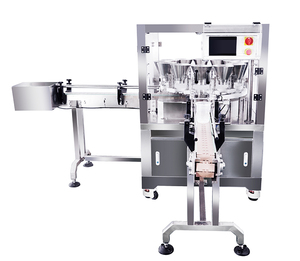 Automatic honey rotary filling machine for food