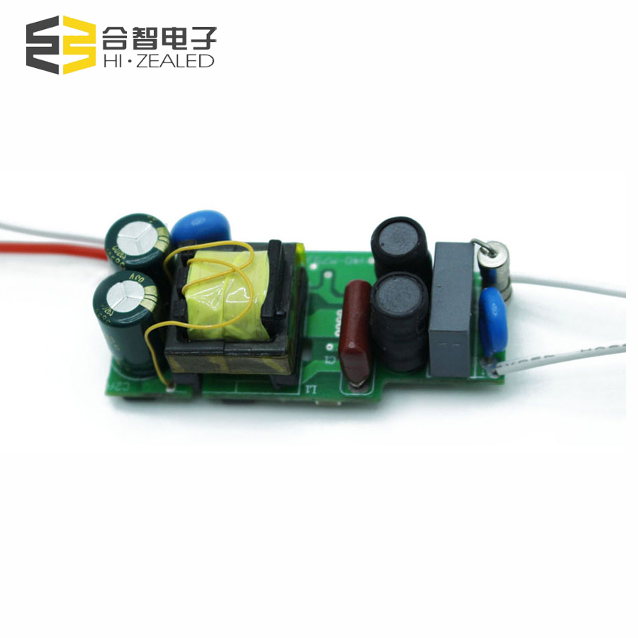 high power led circuit 5W 9W 16V to 27V DC 320mA Constant Current led transformer