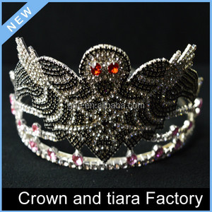 Wholesale carnival king crown decorations, masonic crown, halloween crown