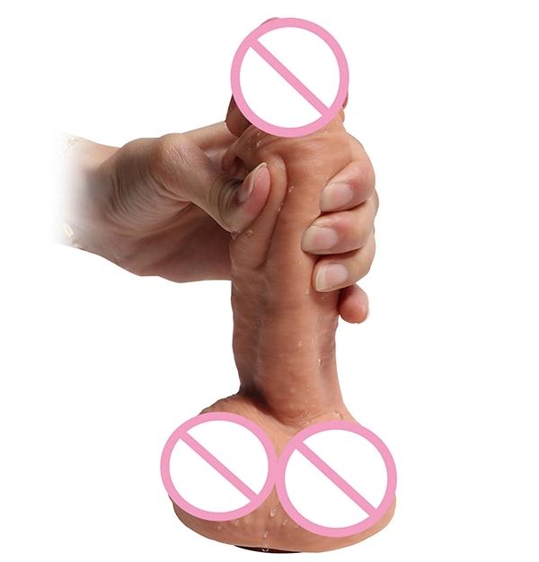 Mandingo realistic cock