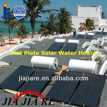 High Efficiency Solar Thermal Kit Flat Panel Water Heater