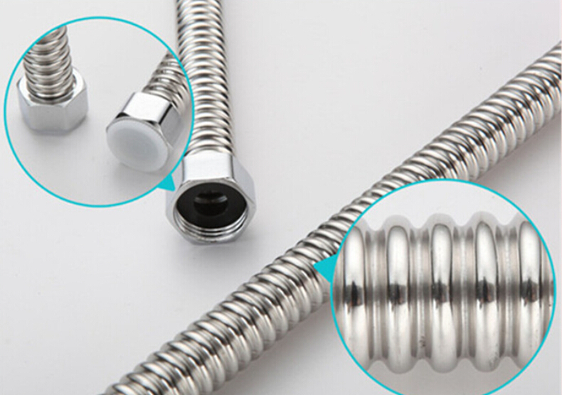Gas Hose: Stainless Steel Flexible Natural Gas Hose