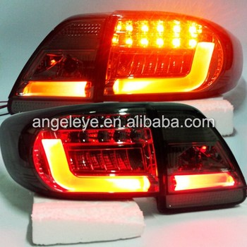 2011 2013 year for toyota corolla led strip tail lamp rearlight 2011 2013 year for toyota corolla led strip tail lamp rearlight smoke black color sn aloadofball Images