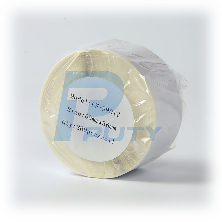 Thermal label 30336 compatible for Dymo mutil-purpose barcode labels
