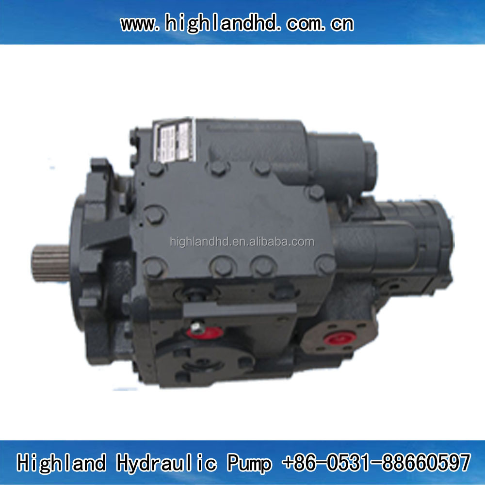 Manufacturing high performance rebuilt hydraulic pumps