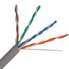 Owire Factory Supplier 04 Bare Copper Cat 5E Lan Cable 305M/Roll Utp Cat5E Network Cable With Best Price