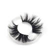 Best vendor long lashes 3d mink eyelashes rose gold lash box custom private lash label wholesale