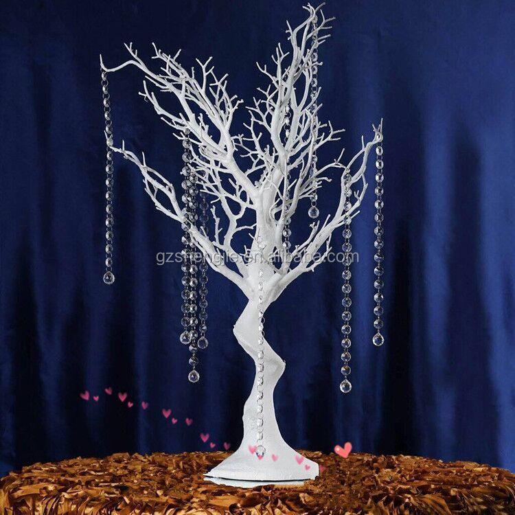 Finden Sie Hohe Qualität Hochzeit Baum Kristall Zweig Hersteller und ...