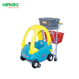 kids shopping trolley cart for mall renting