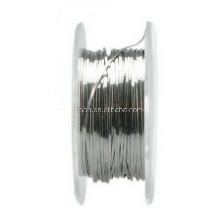 Hot selling products insulated nichrome heating wire nichrome 80 20 wire