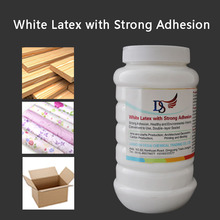Polyvinyl acetate adhesive latex