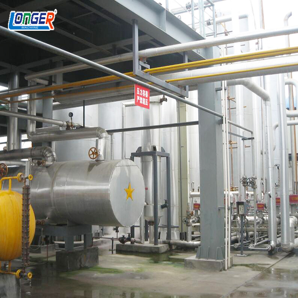 food grade large size co2 production plant