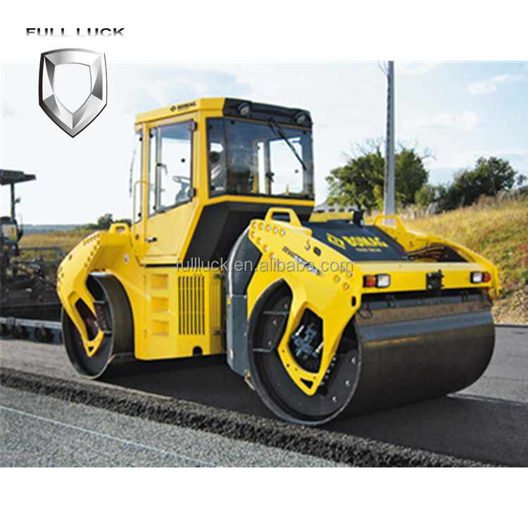 Professional Manufacture Cheap BOMAG Heavy Articulated Steered Tandem Rollers BW 203 AD-4 AM