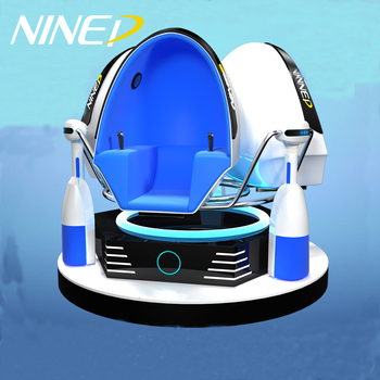 2017 NINED VR Second power movie Generation Electric 2 Seats 9D VR Theatre Simulator