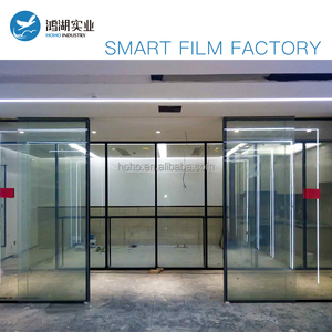 Super Clear Electric smart film /switchable PDLC glass film/Smart PDLC film