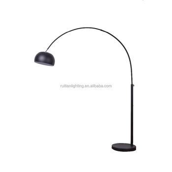 Iron Flexible Arm Floor Standing Lamp