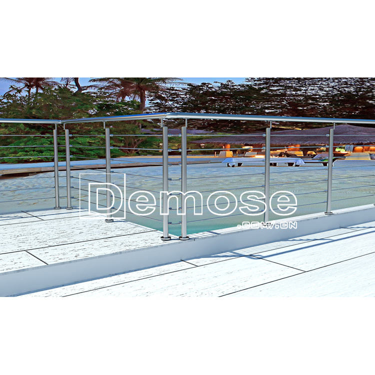 Railing Tangga Stainless Steel Harga / Tension Cable Railing - Buy ...