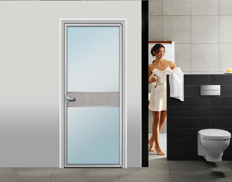 Laminas De Aluminio Para Puertas De Baño:Modelos puerta principal de puertas de baño de lujo-Puertas