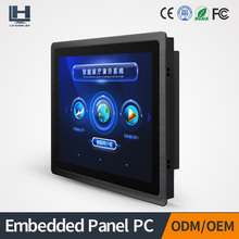 wall-mounted industrial tablet pc rugged industrial computer with 15inch touch screen with high quality
