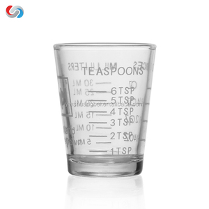 Promotion Gift Glass Cup,Custom Shot Glasses With Logo Printing