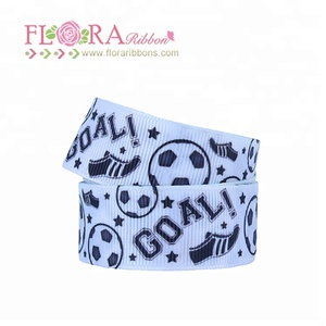Wholesale 38mm Sport Printed Grosgrain Cheer Ribbon Roll